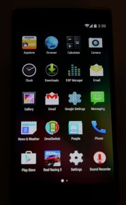 OnePlus One Display