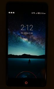 Nubia Z7 Max Display