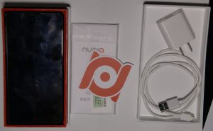 Nubia Z7 Max Packaging and Accessories