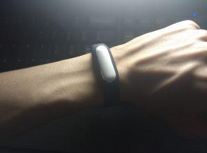 Xiaomi Mi Band Use