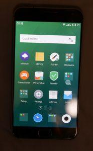 Meizu MX4 Pro Display